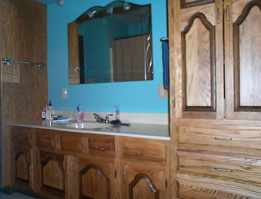 O'Fallon cabinet refinishing